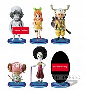 One Piece Stampede WCF ChiBi Figures 7 cm Assortment Vol. 1 (28)