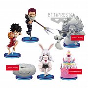 One Piece WCF ChiBi Figures 7 cm Assortment Hall Cake Island Vol. 3 (28)