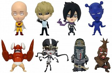 One Punch Man 16d Collectible Figure Collection PVC Figures 8-Pack Vol. 1 6 cm - 1