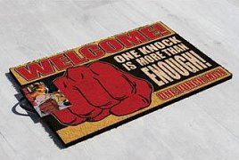 One Punch Man Doormat One Knock 40 x 60 cm