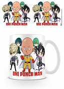 One Punch Man Mug Chibi