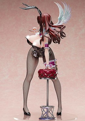 Original Character by Raita Magical Girls Series PVC Statue 1/4 Erika Kuramoto Bunny Ver. 44 cm --- DAMAGED PACKAGING