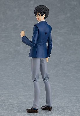 Original Character Figma Action Figure Male Blazer Body (Ryo) 14 cm