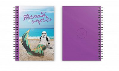 Original Stormtrooper Notebook Mermaid For Surprise