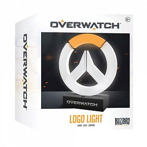 Overwatch Light Logo 25 cm - 1