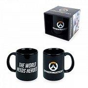 Overwatch Mug Logo