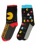 Pac-Man Mens Socks 2-Pack