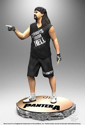 Pantera Rock Iconz Statue Vinnie Paul 22 cm