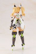 Phantasy Star Online 2 Plastic Model Kit Gene Stellatears Version 16 cm --- DAMAGED PACKAGING