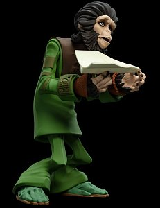Planet of the Apes Mini Epics Vinyl Figure Cornelius 13 cm - 7