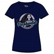 Pocahontas Ladies T-Shirt Disc