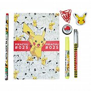 Pokemon 7-Piece Stationery Set