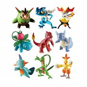 Pokemon Action Figures 3-pack 6 cm Assortment D2 (4)