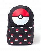 Pokémon Backpack Pokeball AOP