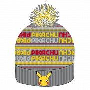 Pokemon Beanie Knitted Pikachu