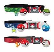 Pokemon Clip´n´Carry Poké Ball Belt Ver. 2 Assortment D2 (4)