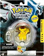 Pokemon Diamond and Pearl PVC Keychain Pikachu
