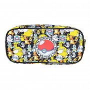 Pokemon Pencil Case / Make Up Bag Gotta Catch Em All