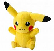 Pokemon Plush Figure Pikachu B (Kink Ear) 20 cm