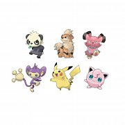 Pokémon Select Mini Figures Packs 5-7 cm Wave 3 Assortment (12)
