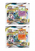 Pokémon Sun and Moon 12 Cosmic Eclipse Blister Booster 3-Pack *German Version*