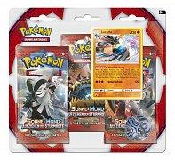 Pokemon Sun and Moon 3-Pack booster Crimson Invasion *German Version*