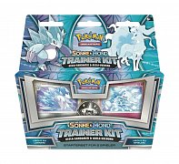 Pokémon Sun & Moon Trainer Kit 11 Alolan Sandslash & Alolan Ninetales *German Version*
