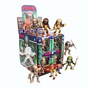 Predator Action Vinyls Mini Figures 8 cm Wave 1 Display (12)