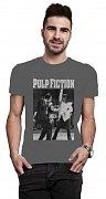 Pulp Fiction T-Shirt Dancing Poster