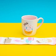 Pusheen Sock in a Mug Gold