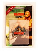 Rambo Pin Badge Rambo