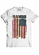 Rambo T-Shirt Flag
