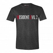 Resident Evil 2 T-Shirt Logo