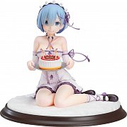 Re:ZERO -Starting Life in Another World- PVC Statue 1/7 Rem Birthday Cake Ver. 13 cm