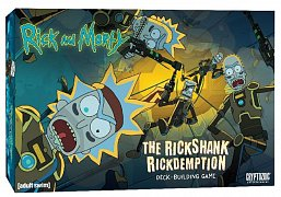 Rick and Morty Deck-Building Game Close The Rickshank Rickdemption *English Version*