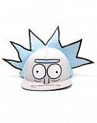 Rick and Morty Embroidery Snapback Cap Ricks Face