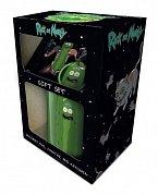 Rick and Morty Gift Box Pickle Rick