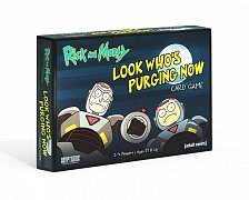 Rick and Morty Gryphon Card Game Look Who\'s Purging Now *English Version*