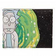 Rick and Morty Wallet Eyes