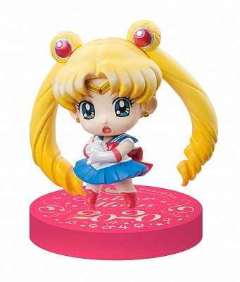 Sailor Moon Petit Chara Trading Figure 5 cm Puchitto Oshioki yo! 2020 Ver. Assortment (6)