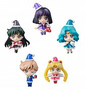Sailor Moon Petit Chara Trading Figure 5-Pack Sailor Moon Christmas Special Ver. 6 cm