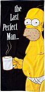 Simpsons Beach Towel The Last Perfect Man 75 x 150 cm