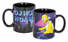 Simpsons Mug DJ Homey