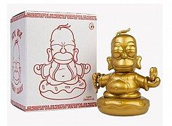 Simpsons Vinyl Figure Golden Buddha Homer 8 cm