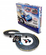 Sonic & All-Stars Racing Transformed Slot Car Race Set Sonic & Shadow --- DAMAGED PACKAGING