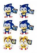 Sonic Boom Plush Figures 20 cm Emoji Assortment A6 (6)