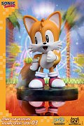 Sonic The Hedgehog BOOM8 Series PVC Figure Vol. 03 Tails 8 cm --- DAMAGED PACKAGING
