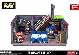 South Park Deluxe Construction Set Cartman\'s Basement