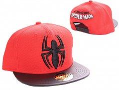 Spider-Man Adjustable Cap Black Spider