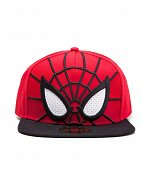 Spider-Man Snapback Cap Mesh Eyes